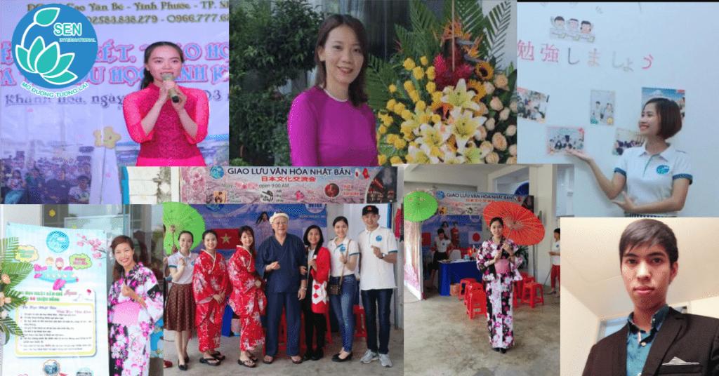 Đội ngũ cán bộ công nhân viên và giáo viên